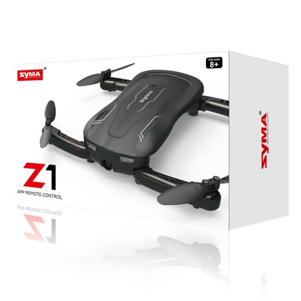 Syma Z1  összecsukható, WiFi FPV HD kamerás drón