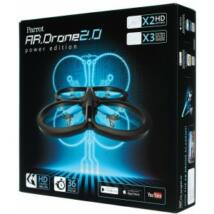 AR.Drone 2.0 Power Edition türkiz