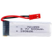 3,7V drón akkumulátor 500mAh 721855