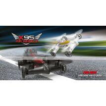 Syma X9S Air Wheels drón és autó egyben
