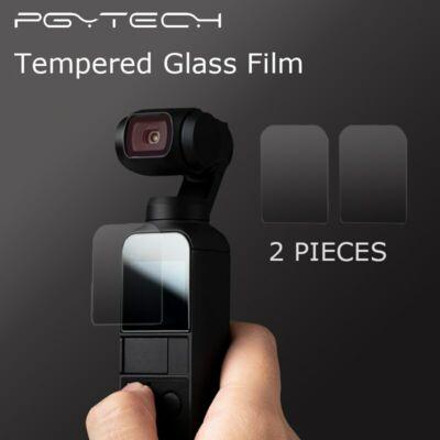 PGYTECH Osmo Pocket Kijelzővédő - Screen Protector