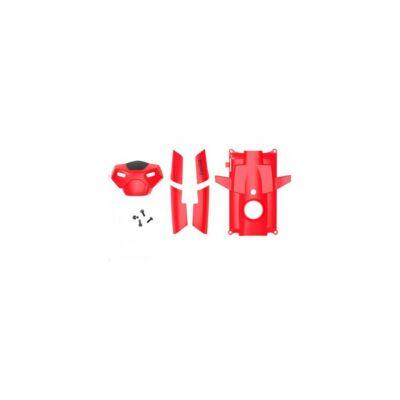 Parrot MiniDrones Rolling Spider burkolat - piros