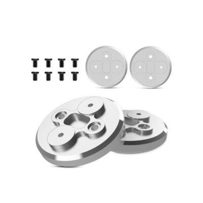 MAVIC MINI - Silver CNC Motor Cover