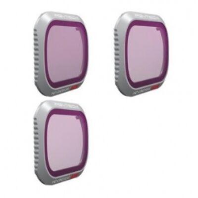 PGYTECH Mavic 2 Pro GND szűrő készlet (ND8-GR, ND16-4, ND32-8) - Professional