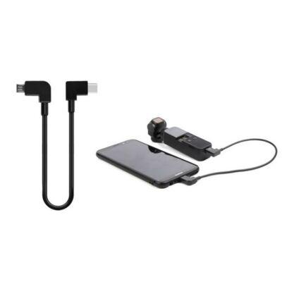 DJI Osmo Pocket kábel Micro-USB / USB-C