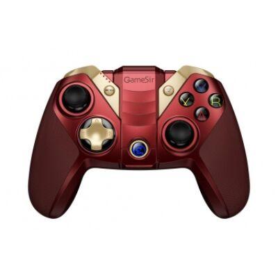 GameSir M2 Gaming Controller (IronMan design) DJI Tello drón, iPhone, iPad, Android, Apple TV - prémium kontroller