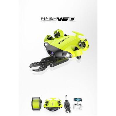 FIFISH V6s Vízalatti drón beépített kamerával