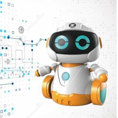 RC robot + távirányítós óra