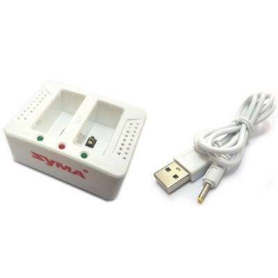 SYMA X25PRO töltőállomás USB csatlakozóval