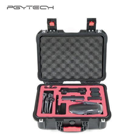 PGYTECH MAVIC Air Safety Carrying Case - merevfalú, vízálló biztonsági bőrönd