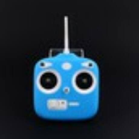 DJI Phantom 3, Inspire Szilikon tok , védő tok (kék)