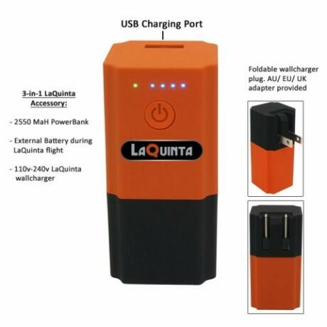 LaQuinta 3in1 powerpack