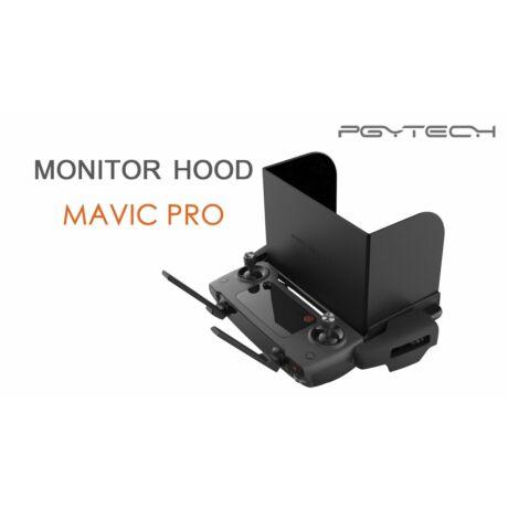 PGYtech L121 Mavic RC Monitor Hood okostelefonra. Monitor árnyékoló ( 111mm<screen size<128mm DJI phantom 4Pro RC screen, LG G4/G5, Red MIUI note, Vivo X6/X7, Huawei P8/P9/honor 8)