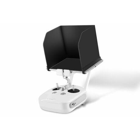 PYGYTECH Monitor árnyékoló/ Napellenző okostelefontra - nagy -IP6P/7P;Sam NOTE 5/7, Hua Mate/P9P/6X;MX6