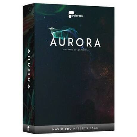 PolarPro Aurora - Cinematic Color Presets - Mavic Pro Edition