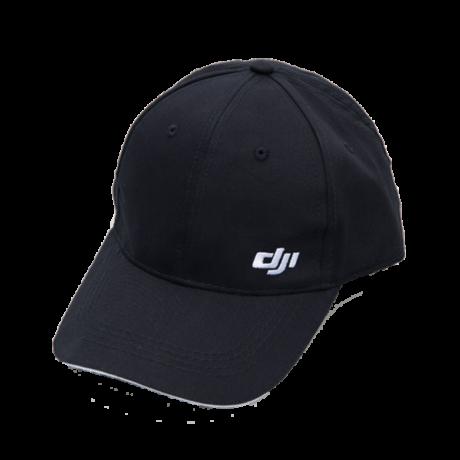 DJI Baseball Cap (Black) - DJI baseball sapka