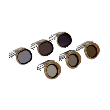 PolarPro Spark Filters - Cinema Series - 6-Pack (Both 3 Pack collections listed above)