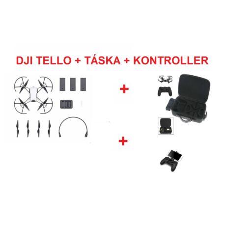 DJI TELLO Boost Combo + controller + hordtáska
