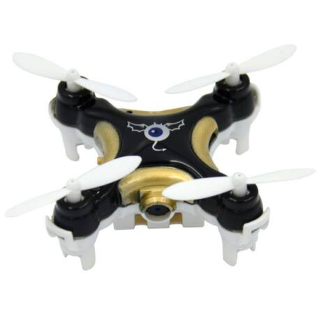 CX-10C extra mini (4,5cm) drón kamerával – 4 csatornás 24GHz