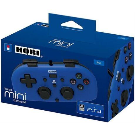 HORIPAD MINI Kék PS4-hez