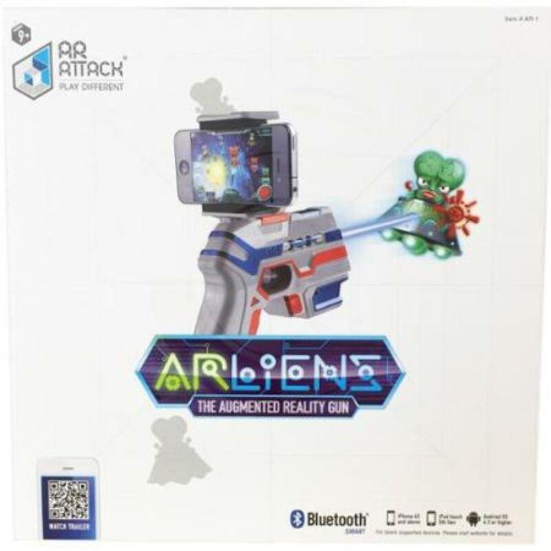 Arliens bluetooth aktív játékpisztoly