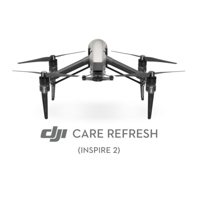 DJI Care Refresh (Inspire 2 aircraft, kiterjesztett garancia)