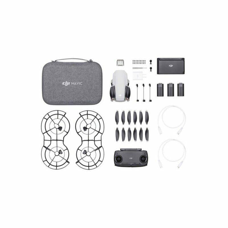 DJI Mavic Mini Fly More Combo drón (2 év garanciával)