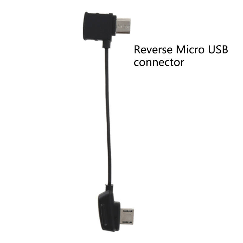 Mavic Part 4 RC Cable (Reverse Micro USB connector) (Távirányító kábel)