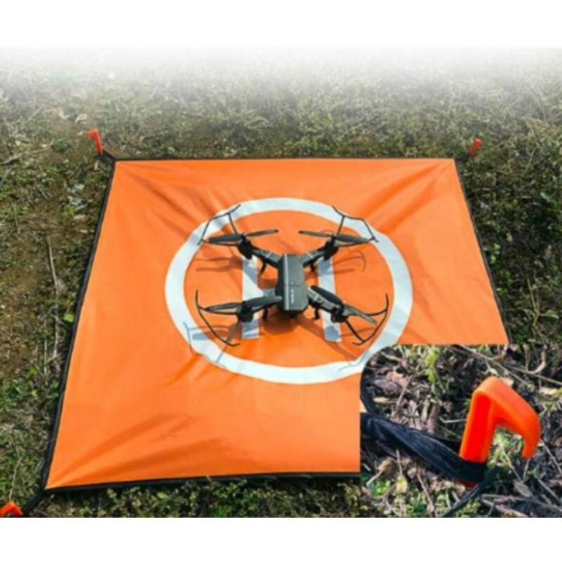 Drón leszállópálya 55cm Drone Landing Pad  - négyzet alakú