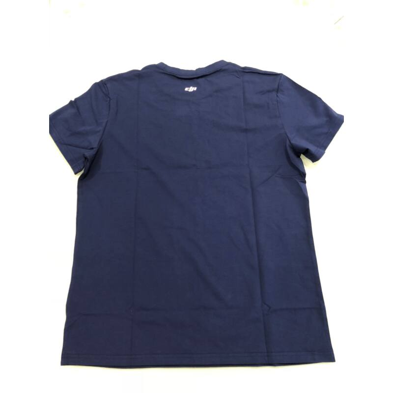 DJI Polo T-Shirt (XL) - DJI kereknyakú póló - navy XL