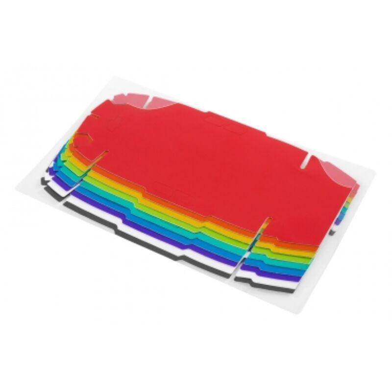SPARK matrica szett - SKIN FOR SPARK colorful