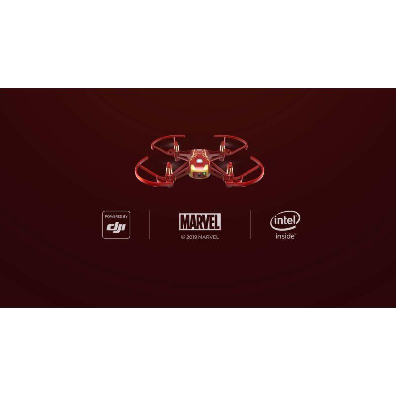 Tello Iron Man Edition intelligens minidrón (2 év garanciával)