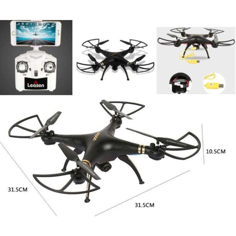 Leason LS-126 Wifi-s drón, FPV quadcopter