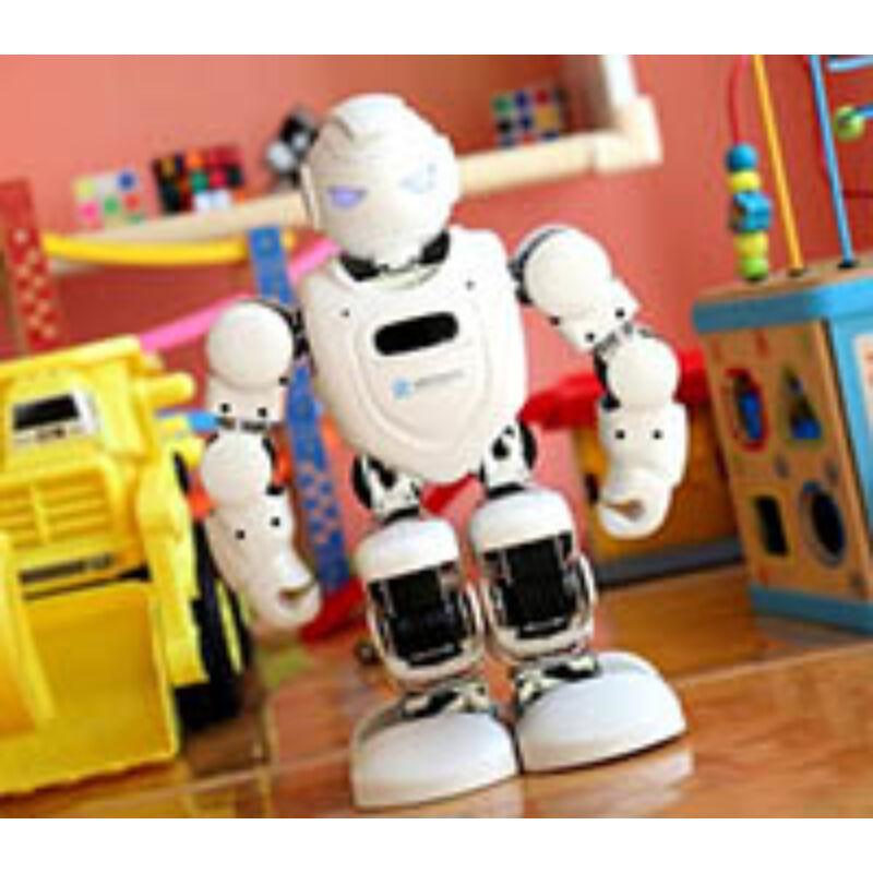 UBTech Alpha 1E (EBOT) edukációs célú, szabadon programozható humanoid robot