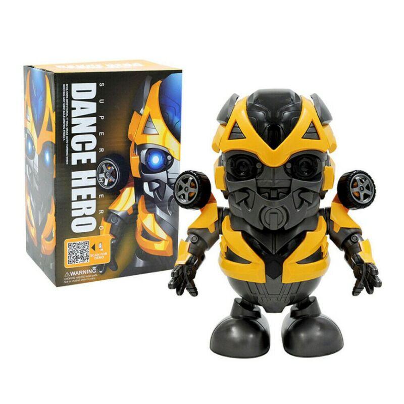 Táncoló szuperhős HERO robot