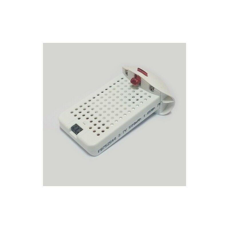 Syma X23 akkumulátor 3,7V 500mAh fehér